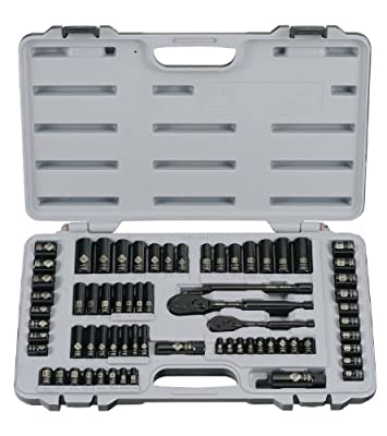 Stanley Dewalt 108 Piece Pro Mechanic Socket Set