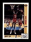 1991 Upper Deck # 178 Manute Bol Philadelphia 76ers (Basketball Card) Dean's Cards 8 - NM/MT 76ers