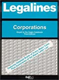 Legalines on Corporations : Keyed to Vagts, Spectra, 0159000785