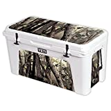 MightySkins Protective Vinyl Skin Decal for YETI Tundra 110 qt Cooler wrap cover sticker skins Tree Camo