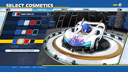 Team Sonic Racing - PlayStation 4 by SEGA (Image #11)