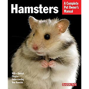 Hamsters (Complete Pet Owner's Manual) 12