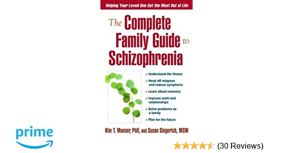 Living with a family member with schizophrenia