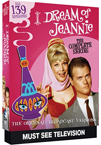 I Dream of Jeannie - The Complete Series (Complete Tv Series)