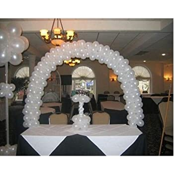 Amazon.com: Efavormart 12FT Balloon Arch Table Stand (Metal Clamps ...