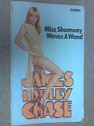 book cover of Miss Shumway Waves a Wand