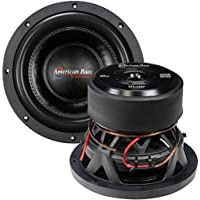 American Bass 10 220Oz Magnet Woofer Dvc 4 Ohm 2000W Max