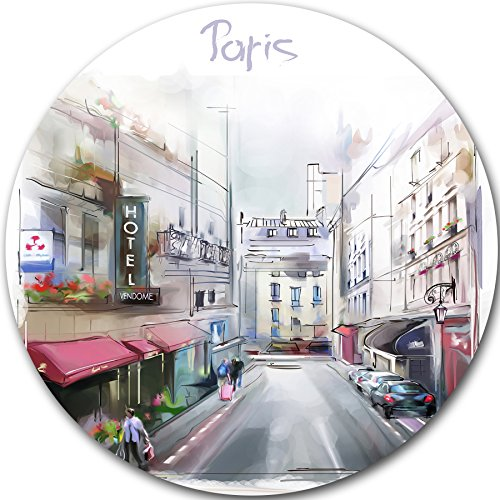 Charming Paris wall decorations - Paris wall artwork
