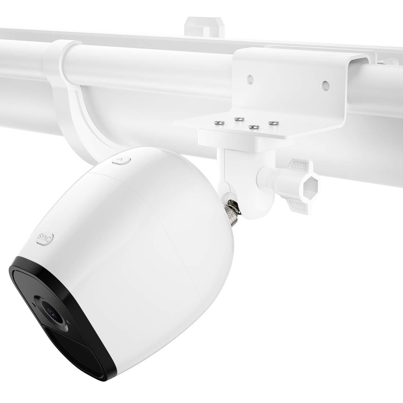 Arlo HD//Arlo GO//Arlo Ultra Kamera Wandhalterung Pro2 Dachrinnenhalterung Outdoor Halterung f/ür f/ür Arlo Pro LUXACURY Arlo Pro Pro2 Dach Dachrinnen Halterung /Überwachungskamera wetterfest