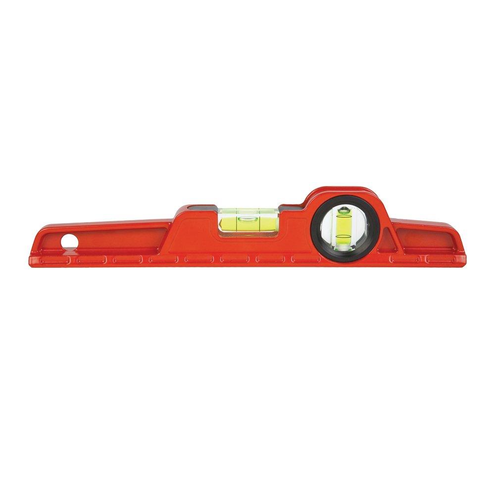 Kapro 724 Aluminum Value Cast Toolbox Level, 1-Inch Length