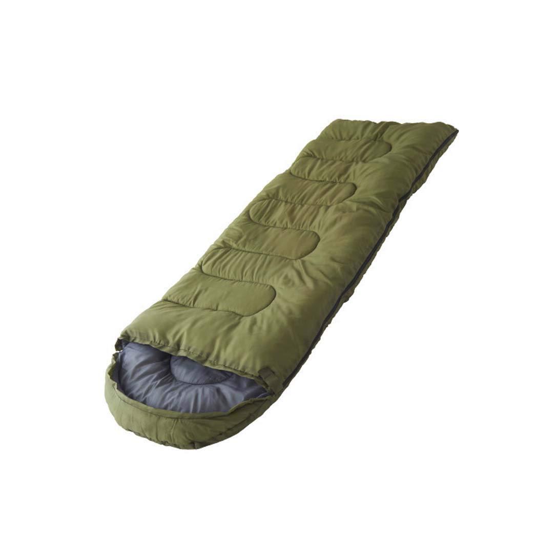 MISS&YG Saco de Dormir Doble Hacer Senderismo Saco de Dormir básico sobre Gran Saco de Dormir Doble Apto para Acampar Acampar en Actividades de Interior y al Aire Libre