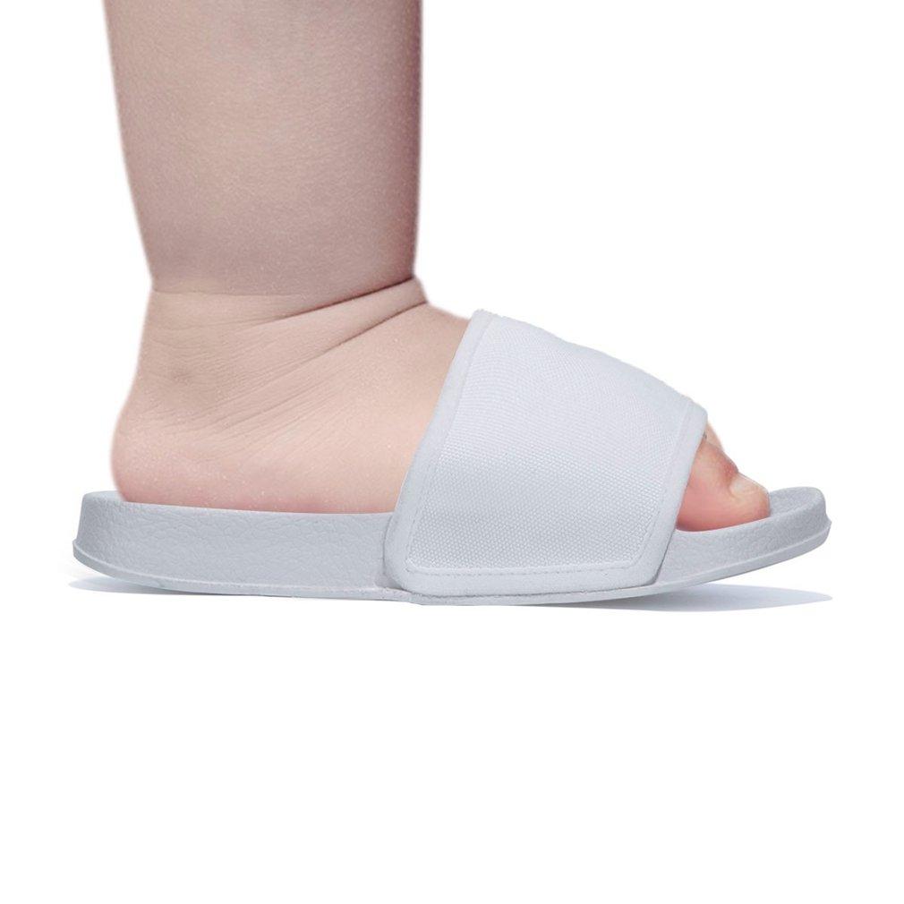Little Kid//Big Kid GordonKo Unisex Non-Slip Pool Shower Comfort Beach Slippers Sandals with Butterfly