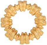 (Pack of 3) Nylabone Dura Chew Plus Textured Ring Dog Chew Toy, Size Large