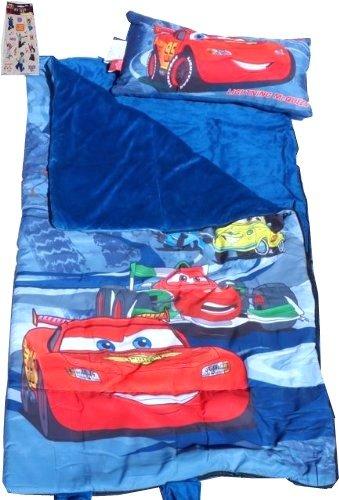 Buy Disney Pixar Cars Sleeping Bag With Pillow 30 X 54 Very