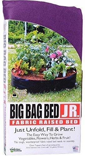 Smart Pot Machen Fall Big Bag Stoff Hochbeet Weiche Seiten Behalter