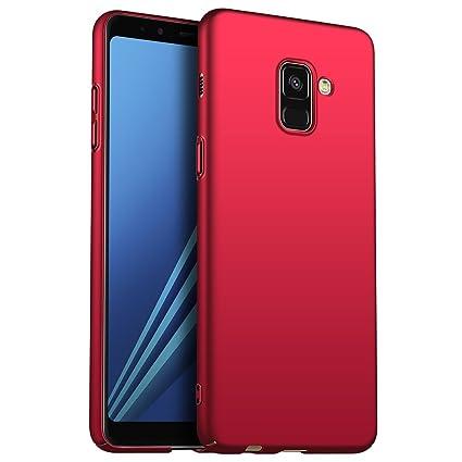 check out 711b7 7fbe2 Amazon.com: for Samsung Galaxy A5 2018 Case/A8 2018 Case,ZUERCONG ...