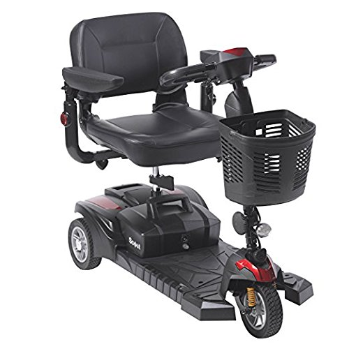 Drive Medical 3 Wheel Travel Scooter