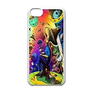 Trippy DIY Case Cover for iPhone 5C LMc-43809 at LaiMc