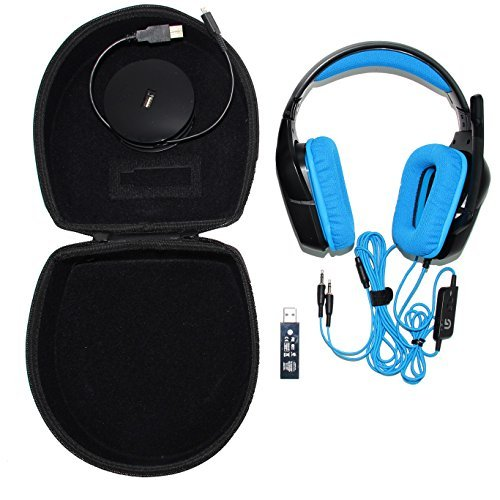 Amazon Com Caseling Hard Case Fits Logitech Wireless Gaming Headset