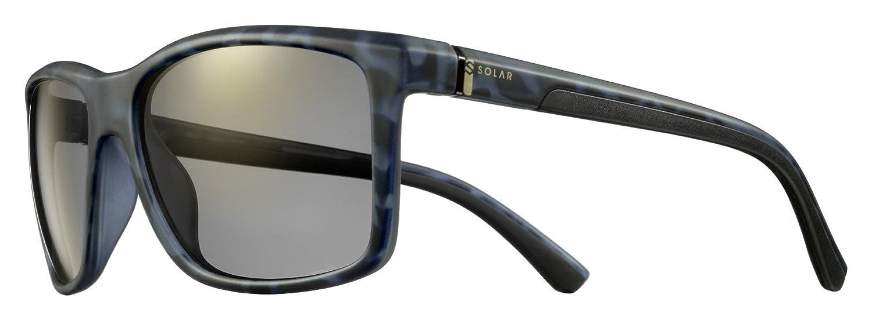 Solar Rodgers Sonnenbrille, polarisiert unisex, uni, Rodgers, Gris/Translucide