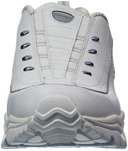 Skechers Vrouwen Premium-nieuwste Rage Sneaker Roze / Wit