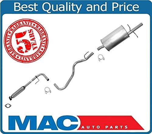 Mac Auto Parts 39005 05-10 Cobalt 2.2L & Pontiac G5 07-10 Muffler Exhaust Pipe System