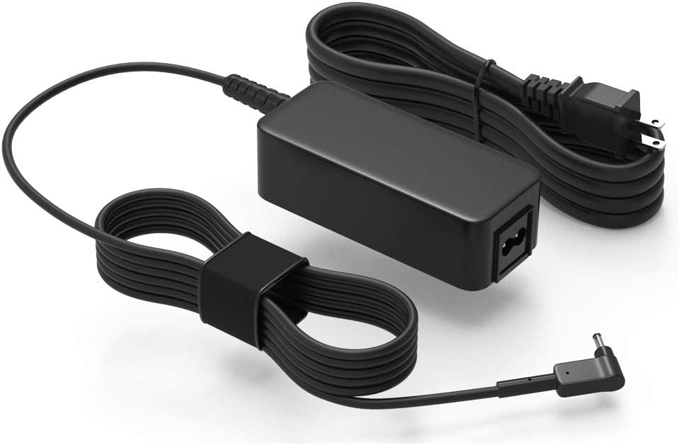 UL Listed Superer AC Charger Compatible with Acer Chromebook 11 C720 C720P C720-2848 C720p-2625 C731 N15Q9 N15Q10 N15Q8 Laptop Adapter Power Supply Cord