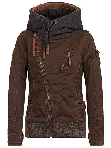 Brownie Walk Jacket Line The Naketano Brown wHfqAfz