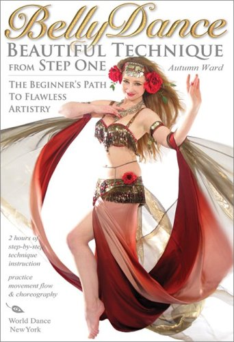 Bellydance: Beautiful Technique from Step One, with Autumn Ward: Beginner belly dancing classes, Belly dance how-to, Beginner bellydance - Online Usa Shop