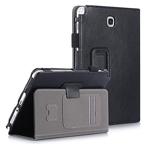 FYY Galaxy Tab A 8.0 Case - Ultra Slim Magnetic Smart Cover Case for Samsung Galaxy Tab A 8.0 (P350/T350) (Cover De Samsung Tab)