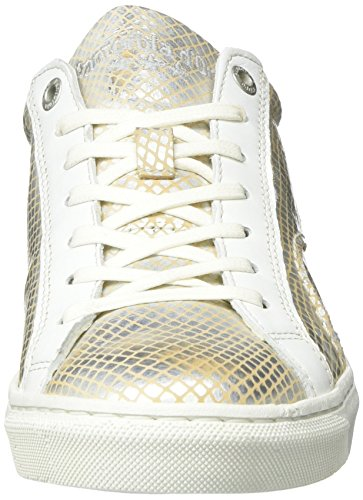 Pantofola dOro Paularo Donne Low, Sneaker Donna Beige (Marshmallow)