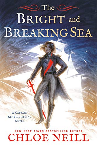 Book Cover: The Bright and Breaking Sea