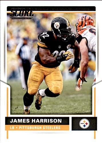 2017 Score #146 James Harrison NM-MT Steelers - James Harrison Football