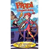Pippi's Adventures on South Seas