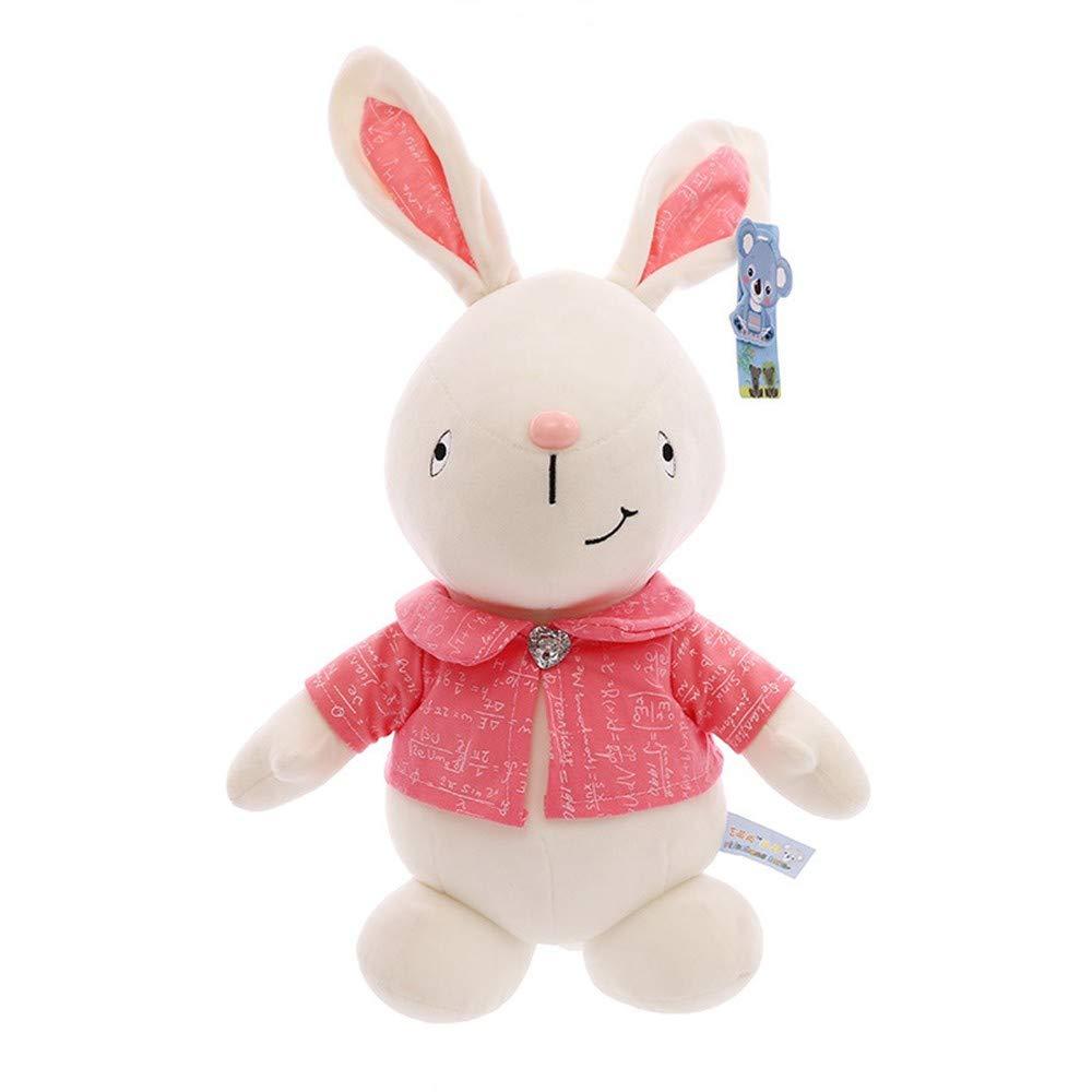 60cm LAIBAERDAN Verspielt Kaninchen Plüschtier Niedlichen Paar Kaninchen Puppe Senden Freundin Puppe 32-45-60Cm, 60Cm