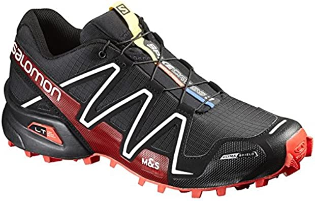 Salomon L38315400, Zapatillas de Trail Running Unisex Adulto ...