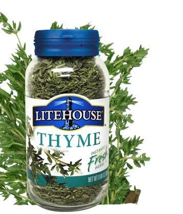 Litehouse Farms Freeze-Dried Thyme 4 pack