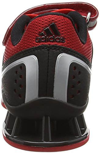Indoor Scarlet Adidas Black Multisport Mixte Chaussures Adulte Adipower black litht CwxHwq4vp