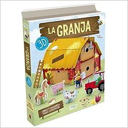 La granja 3d (libro y maqueta): VV.AA: 9789461889898: Amazon ...