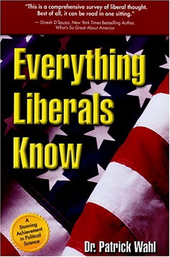 Everything Liberals Know ebook