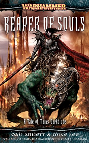 Reaper of Souls (The Chronicles of Malus Darkblade Book 3)