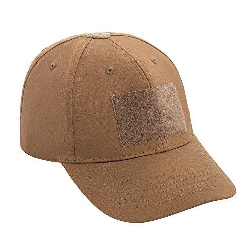 M-Tac Elite - Army Baseball Cap - Operator Hat - Military EDC (Coyote Brown, L)]()