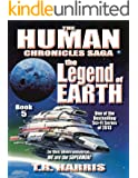 The Legend of Earth: (The Human Chronicles Saga Book #5)