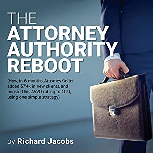 The Attorney Authority Reboot Audiobook