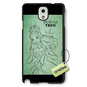 Disney Cartoon Beauty and The Beast, Hard Plastic Case For Iphone 6 Cover - Disney Princess For Iphone 6 Cover Case Cover - Black