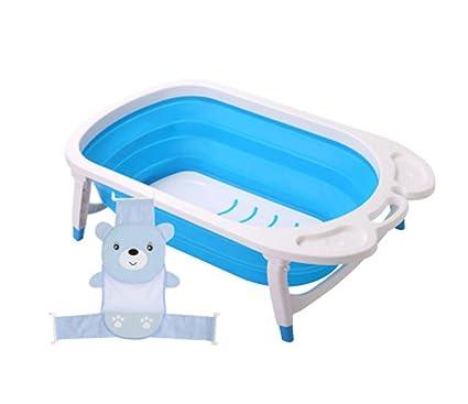 Bañera inflable, bañera inflable del bebé Bañera bebé grande Espesar ...