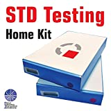STD self testing home kit / Easy 4 Steps Private Test Kit / All 7 types of STDs