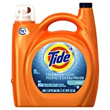 Tide Coldwater Clean Fresh Scent HE Turbo Clean Liquid Laundry Detergent, 4.08 L (89 loads) - Packaging May Vary