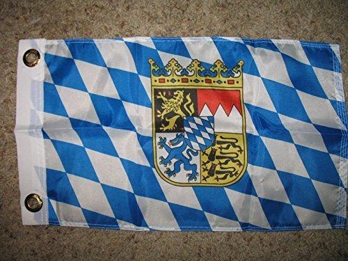 12x18 12''x18'' Bavaria Bavarian Boat Car Motorcycle Flag