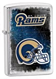 Personalized NFL ST. LOUIS RAMS Zippo Lighter - Free Engraving